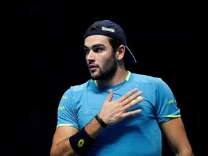 Matteo Berrettini ends ATP Finals with historic win over Dominic Thiem