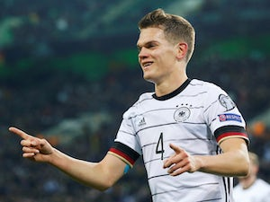 Matthias Ginter delighted with first Germany goal to help book Euro 2020 spot