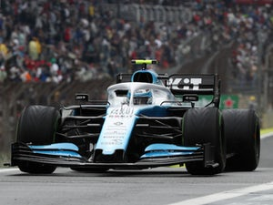 Latifi hints at 2020 Williams seat