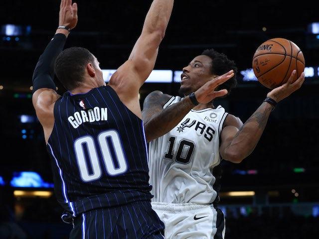 Result: NBA roundup: Orlando Magic rally to beat San Antonio Spurs