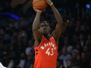 NBA roundup: Raptors claim another win to level Celtics series