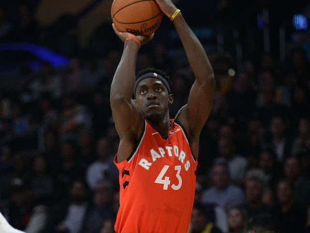 NBA roundup: Raptors halt Lakers' winning run
