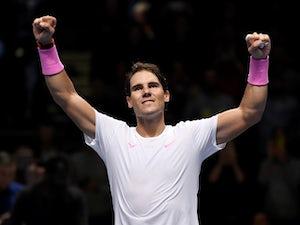 """Nadal celebrates """"unforgettable"""" Davis Cup win for Spain"""