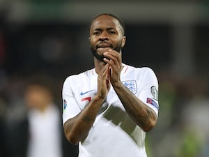 Raheem Sterling in focus after return to England team