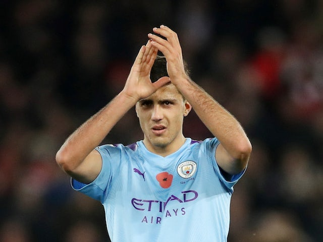 Rodri: 'Man City move has made me a more complete player'
