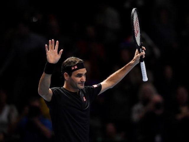 Result: Roger Federer keeps semi-final hopes alive with victory over Matteo Berrettini