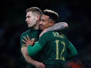 Republic of Ireland ease to friendly victory over New Zealand