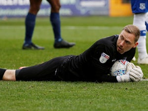 Stonewall hails Wycombe keeper Ryan Allsop for reporting homophobic abuse