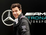 Toto Wolff pictured on September 28, 2019