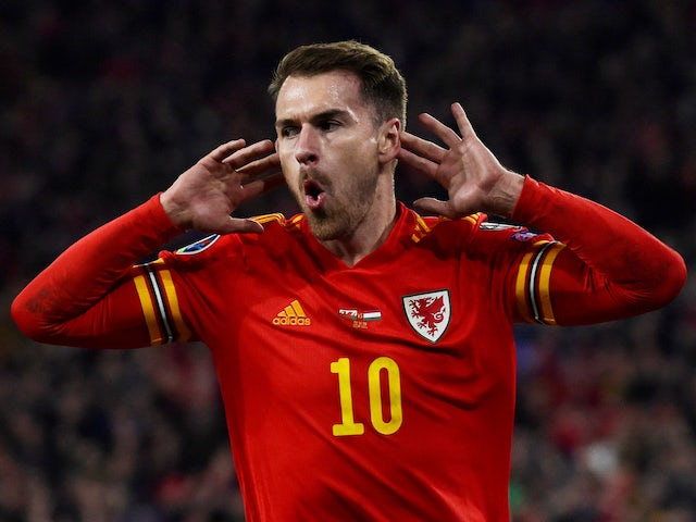 Juventus 'considering Aaron Ramsey sale'