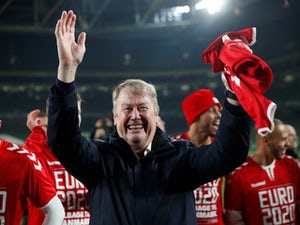Age Hareide: 'Denmark lucky to get away with draw against Ireland'