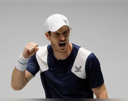 Queen's organisers hoping Andy Murray will be fit enough to compete in singles