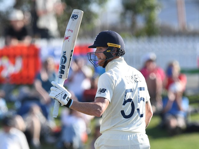 Tense opening day sees England reach 241-4 against NZ