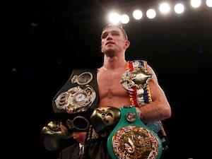 Callum Smith beats John Ryder to retain WBA super-middleweight title
