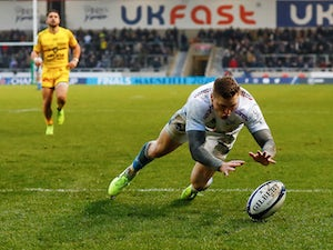 Sale battle to Champions Cup victory over 14-man La Rochelle