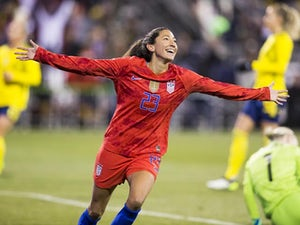 Christen Press: 'Great Britain could challenge USA for gold under Phil Neville'