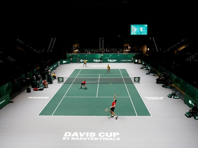 New-look Davis Cup gets underway in Madrid