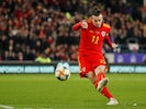 Gareth Bale in action for Wales on November 19, 2019