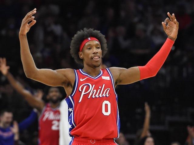 NBA roundup: Josh Richardson leads Philadelphia 76ers to win over Miami Heat