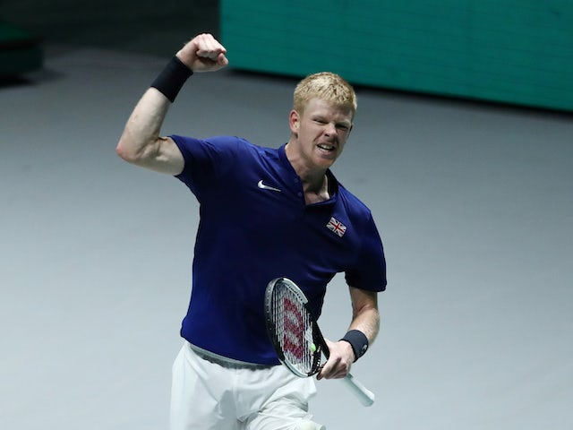 Result: Kyle Edmund beats Andreas Seppi to claim New York Open crown