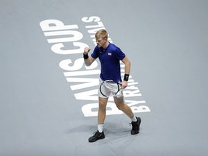 Kyle Edmund into New York Open final