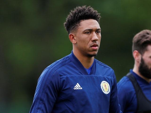 Scotland's Liam Palmer out for revenge against Kazakhstan