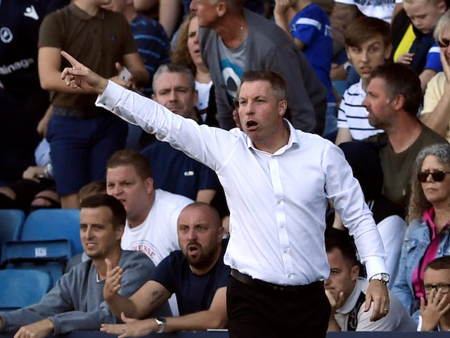 Result: Cardiff begin Neil Harris reign by coming from two goals down to draw