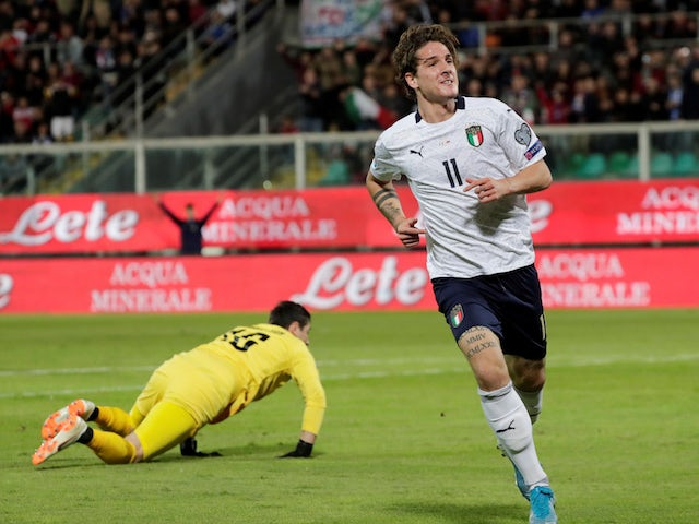 Liverpool 'weighing up move for Nicolo Zaniolo'