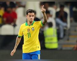 Philippe Coutinho agent denies Tottenham 'grudge'