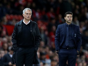 Mourinho 'gives rousing speech to Spurs squad'