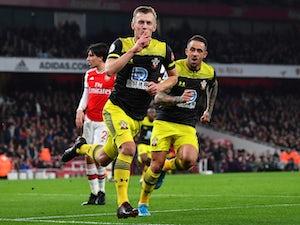 Alexandre Lacazette salvages point for Arsenal against struggling Saints