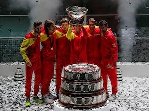 Rafael Nadal seals home Davis Cup glory for Spain