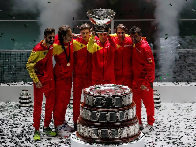 Result: Rafael Nadal seals home Davis Cup glory for Spain