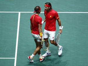 Hosts Spain knock Great Britain out of Davis Cup in semi-finals
