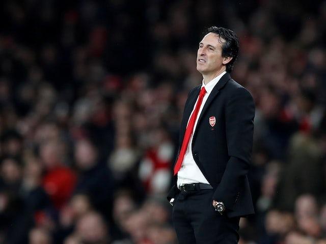 Unai Emery open to Premier League return