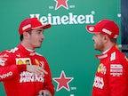 Friday's Formula 1 news roundup: Louis Camilleri, Max Verstappen, Lewis Hamilton