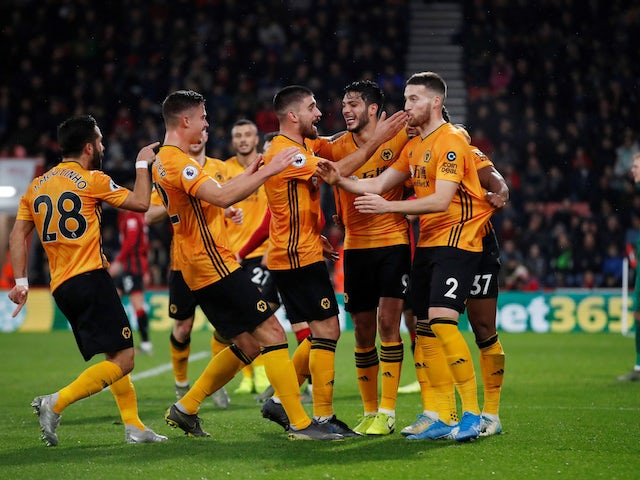 Result: Raul Jimenez strikes again as Wolves beat Bournemouth