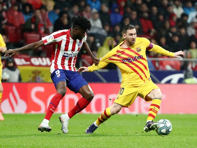 Shirt Numbers Available For Thomas Partey At Arsenal Sports Mole