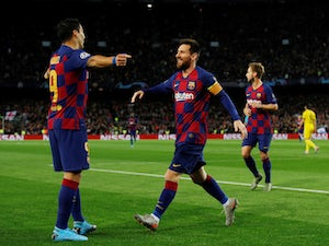 Barcelona beat Dortmund to book last-16 spot