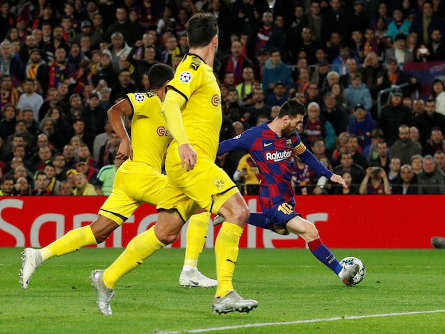 Bartomeu: 'Messi will play for many more years'