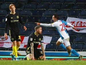 Bradley Dack strike sees Blackburn past Brentford