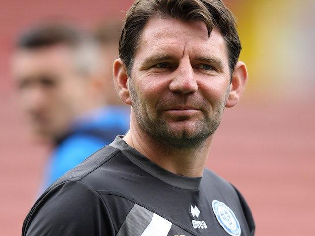 Carlisle name ex-Rochdale assistant Chris Beech as new head coach