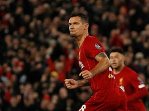 Team News: Dejan Lovren still doubtful as Liverpool host Aston Villa