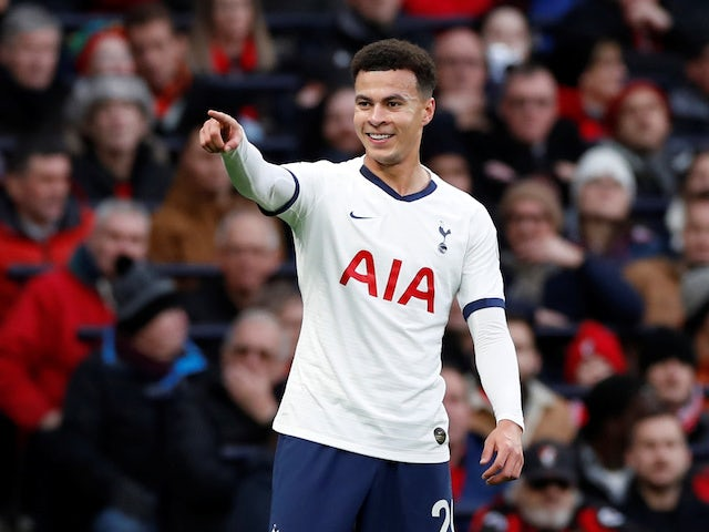 Alli form a welcome dilemma for England boss Southgate