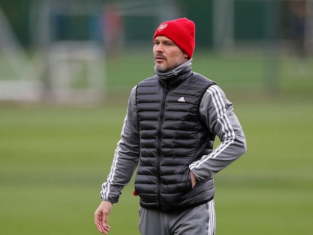 Freddie Ljungberg pictured on November 27, 2019