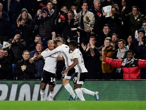 Fulham cruise past Derby to move up to third