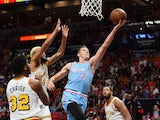 Goran Dragic in action for the Heat on November 29, 2019