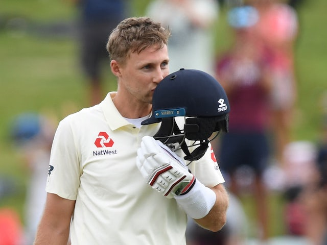 Defiant Joe Root hits century on day three of second Test