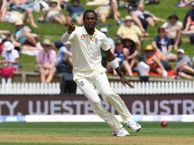 Luke Wright: 'Jofra Archer injury layoff could be a positive for England'