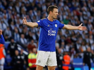 Jonny Evans expected to recover in time to face Everton